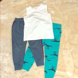 H&M pants and tank w Circo pants
